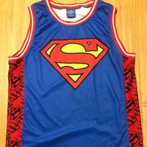 Superman Basketball Jersey